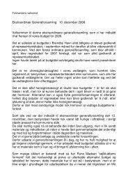 Formandens ord 10 - Brøndby Havn