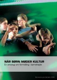 Når børn møder kultur - En antologi om formidling i ... - Tollundmanden