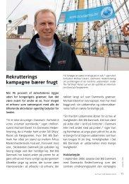 Rekrutterings kampagne bærer frugt - Århus Havn