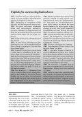 Danmarks vejrhistorie i det 20. århundrede - et udpluk - DMI - Page 6