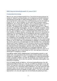 Formandens beretning 2012-2013 - DBCG