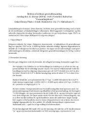 Referat fra seniorernes generalforsamling 2009 - TAT