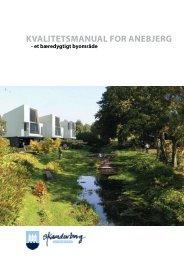 Kvalitetsmanual for anebjerg - Børnekultur: Skanderborg Kommune