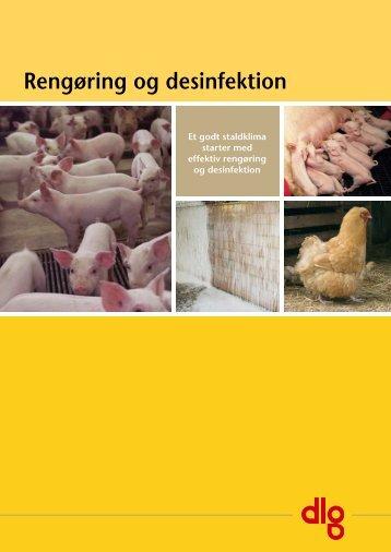 Rengøring og desinfektion af stalde - dlg