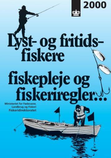 Lyst- og fritidsfiskere