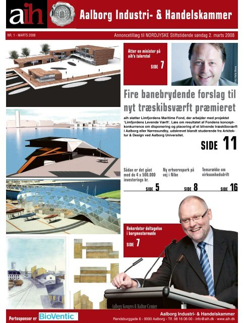 Aalborg Industri- & Handelskammer - erhverv norddanmark