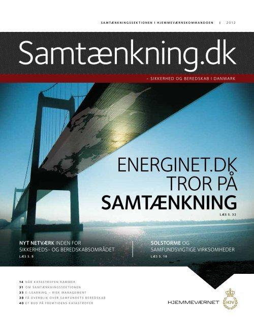 energineT.dk Tror pÅ SAMTÆNKNINGLÆS S. 32