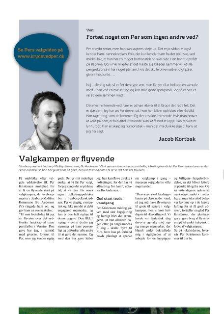 Rundt om Per Kristensen - Krydsvedper.dk