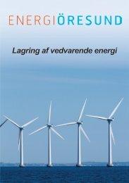 Lagring af vedvarende energi
