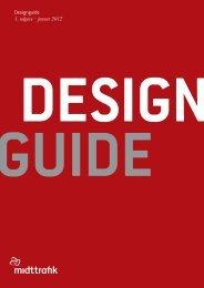 designmanual for tryksager - Midttrafik