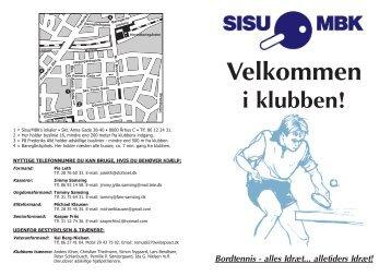 Velko Velkommen - Sisu-Mbk