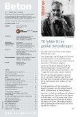 Tema: Utzon 90 Sejr for betonkvaliteten Modefarve ... - Dansk Beton - Page 3