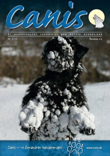 Canis – vi forandrer hundeverden!