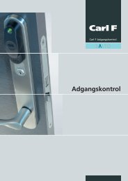 Adgangskontrol - bsv.fo