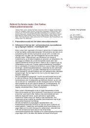 Referat fra møde 30. november 2012 - Region Nordjylland
