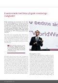 Seneste kvartalsorientering - Carnegie WorldWide - Page 4