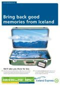 ISLANDS TURISTRÅD www.visiticeland.com - GoEcco - Page 2