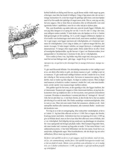 To samtaler med Fritz Fuchs - Jens Hvass