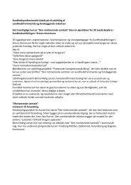 Download evalueringsrapport her - Dualog