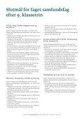 Samfundsfag - Undervisningsministeriet - Page 5