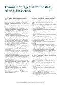 Samfundsfag - Undervisningsministeriet - Page 6