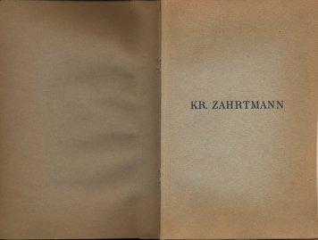 KR. ZAHRTMANN