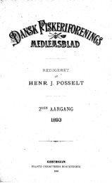 1893 Dansk Fiskeriforenings Medlemsblad - Runkebjerg.dk