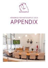 Appendix - DA