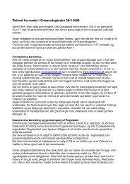 Referat fra mødet i Græsrodsgården 29/3 2008 - Folkets Hus Spillefolk