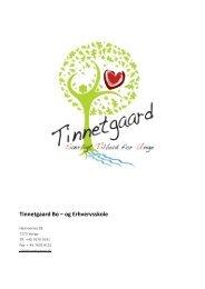 Klik her for at hente PR materiale - Tinnetgaard, Bo