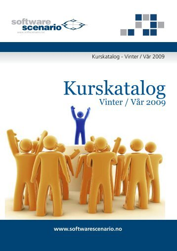 Kurskatalog - Software Scenario AS