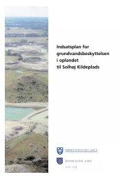 indsatsplanen for Solhøj Kildeplads - Høje-Taastrup Kommune