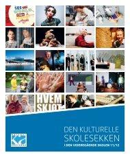 SKoleSeKKen - Den kulturelle skolesekken i Oslo