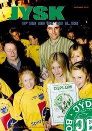 F O D B O L D - DBU Jylland