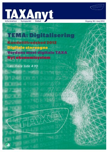 TEMA: Digitalisering - Taxa 4x35