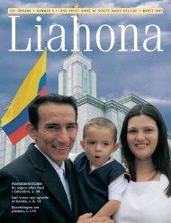 Marts 2005 Liahona - Jesu Kristi Kirke af Sidste Dages Hellige