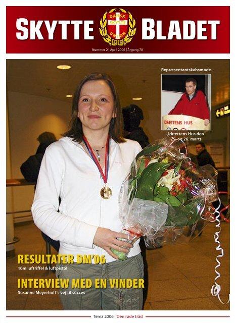 Skytteblad Nr.2 2006.indd - Graphic Design