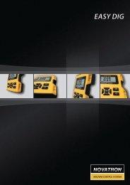 EASY DIG - Novatron Machine Control Systems