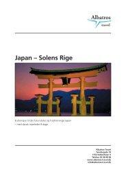 Japan – Solens Rige - Rejs.dk