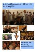 Lad os fortsætte vor vandring som en menighed - Sankt Laurentii Kirke - Page 3