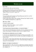 Lad os fortsætte vor vandring som en menighed - Sankt Laurentii Kirke - Page 6