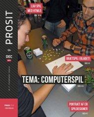 Se bladet i online-version - Prosa