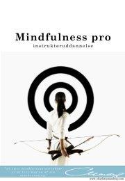 Mindfulness pro - Coach