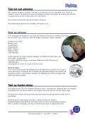 INFORMATIONSPAKKE 3 - Spejdernes Lejr 2012 - Page 6