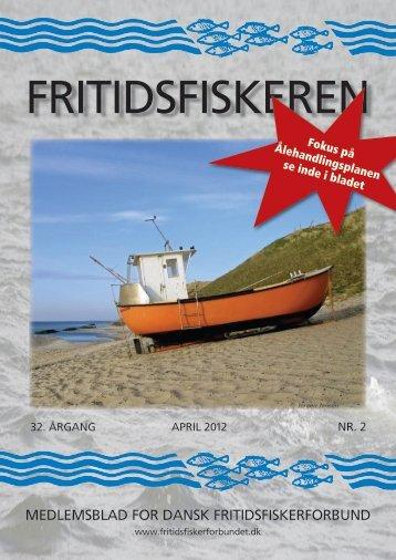 Blad nr. 2 - Dansk Fritidsfiskerforbund