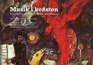 Handledning till Musik i konsten - Regionmuseet Kristianstad