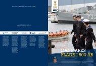 danmarks flåde i 500 år - Den Danske Maritime Fond