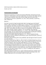 Projekt fedning af bukkekid - Dansk Økologisk Gedeavlerforening