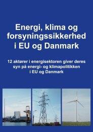 Energi Og Klimabog - Det Økologiske Råd