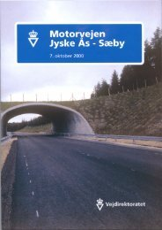 Motorvejen Jyske Ås - Sæby - Vejdirektoratet